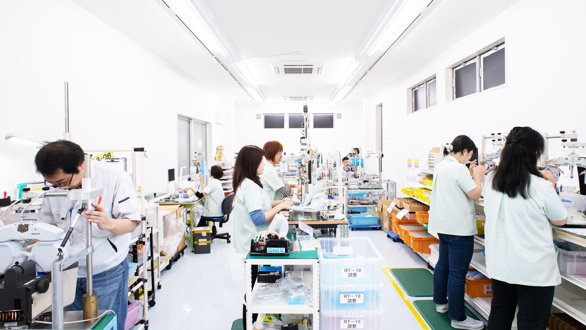 株式会社オニックス 医療機器及び精密機械製造